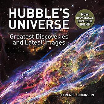 Hubbles universum - största upptäckter och senaste bilder av Terence