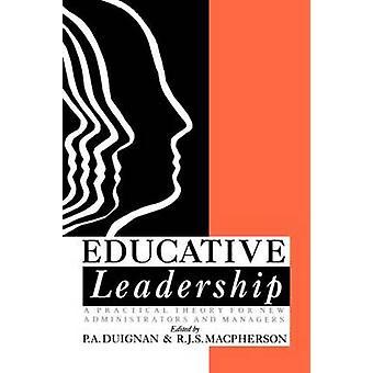 Liderança educativa por Duignan & P. A.