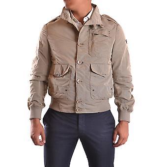 Dekker Beige Nylon Outerwear Jacket