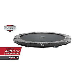 BERG InGround Elite 330 11ft Trampoline Sports Series Grey