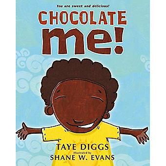 Chocolade me! [Raad boek]