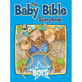 Baby Bible Storybook for Boys by Robin Currie - Constanza Basaluzzo -