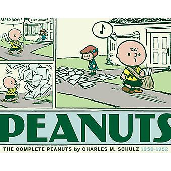The Complete Peanuts 1950-1952 by Charles M Schulz - 9781606997635 Bo