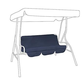 Gardenista® Navy Replacement Canopy for 3 Seater Swing Seat