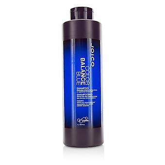 Joico Color Balance Blue Shampoo (Eliminates Brassy/Orange Tones on Lightened Brown Hair) 1000ml/33.8oz
