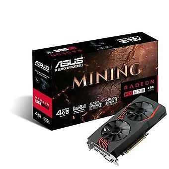 Asus mining-rx470-4g-led-s tarjeta gráfica amd radeon rx 740 4gb gddr5 pci express 3.0 interfaz