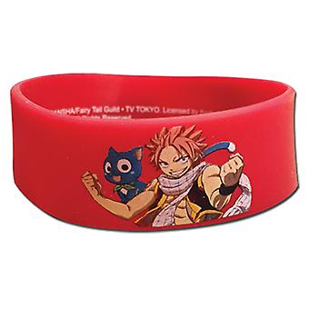 Wristband - Fairy Tail - Happy & Natsu New Licensed ge54328