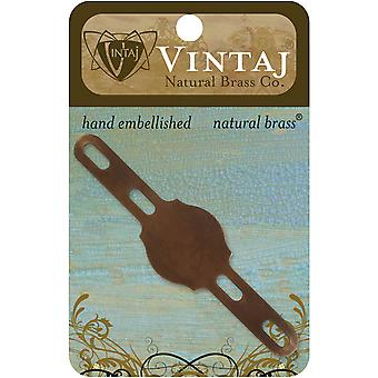 Vintaj Metal Blank 1 Pkg Regal Ring And Bracelet Blank 72Mm P0063r