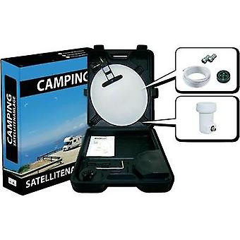 Camping SAT w/o receiver MegaSat Camping-Satellitenanlage ohne Receiver No. of participants: 1