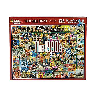 The Nineties 1000 piece jigsaw puzzle 760mm x 610mm  (wmp)