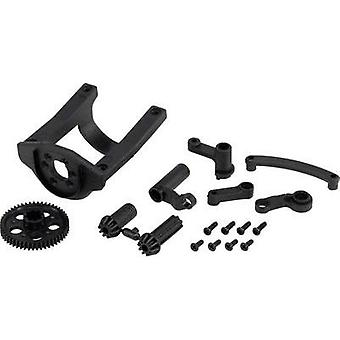 Spare part Reely 12602+S018(4)+S108(4) Cogwheels,