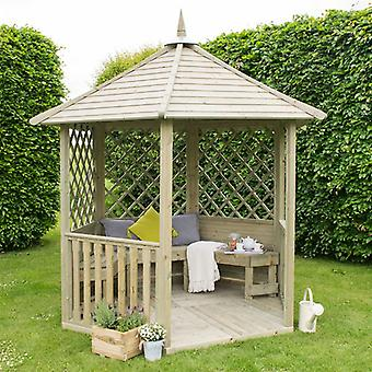 Forest Garden Burford Wooden Gazebo