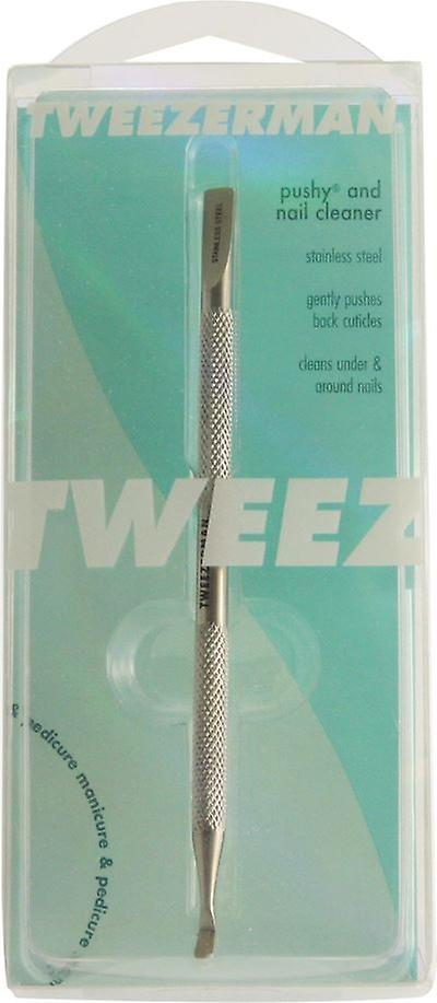Tweezerman Pushy and Nail Cleaner