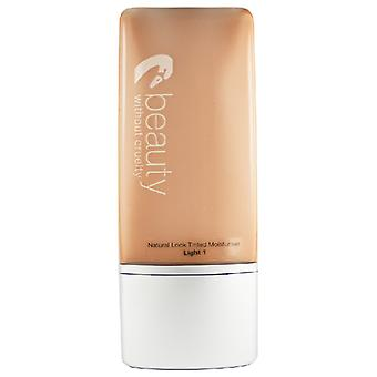 Beauty Without Cruelty Tinted Moisturiser Light 1 (Woman , Makeup , Face , Foundation)