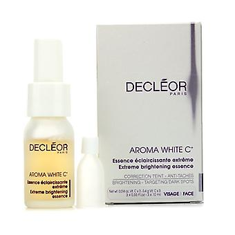 Decleor Aroma hvid C + Extreme lysere Essence 3x10ml / 0,33 oz