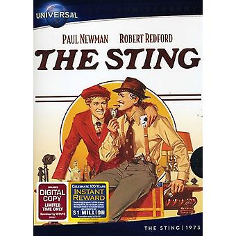 The Sting [DVD] USA import