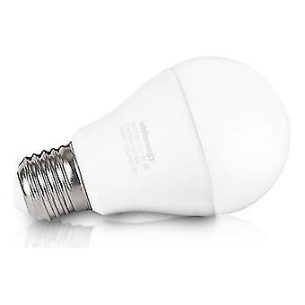 Whitenergy E27 LED A60 Screw Fit Light Bulb Single Pack 10W 100-250V Warm White
