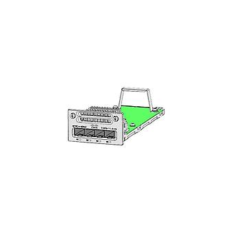 Cisco-expansion module-GigE-4 ports-for Catalyst 3850-12, 3850-12X48, 3850-24, 3850-48, C3850-24