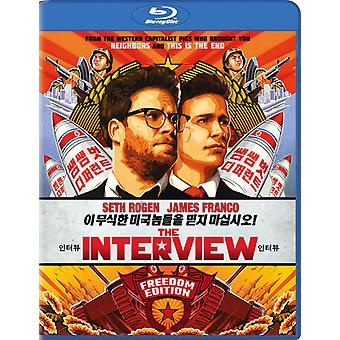 Interview [BLU-RAY] USA import