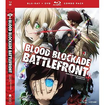 Blood Blockade Battlefront: The Complete Series [Blu-ray] USA import