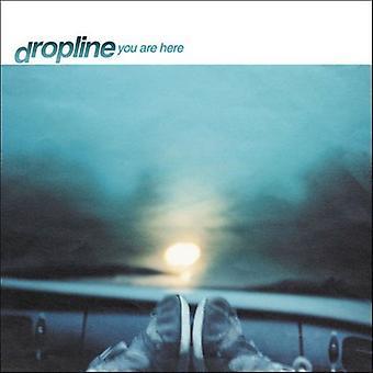 DropLine - u zijn hier [CD] USA importeren