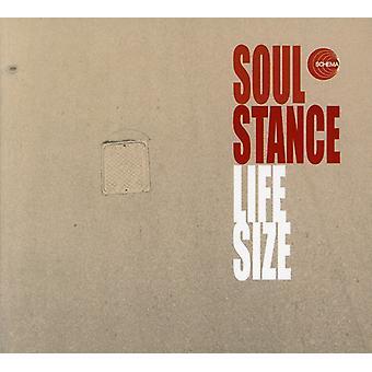 Soulstance - liv størrelse [CD] USA importerer
