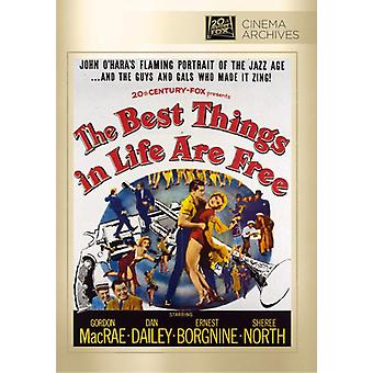 Best Things in Life Are Free [DVD] USA import