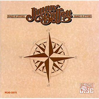 Jimmy Buffett - Changes in Latitudes Changes I [CD] USA import
