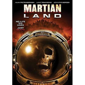 Mars jord [DVD] USA importerer