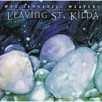 Tannahill Weavers - Leaving st. Kilda [CD] USA import
