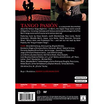 Tango Pasion - a Film About Tango in Berlin [DVD] USA import