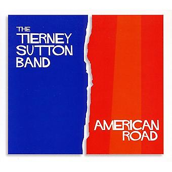 Tierney Sutton Band - American Road [CD] USA importerer