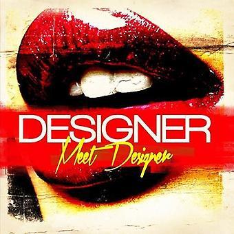 Designer - Meet Designer [CD] USA import