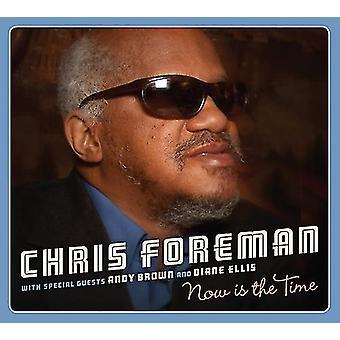 Chris Foreman - nu er tid [CD] USA importen