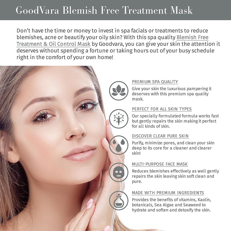 GoodVara Skin So Beautiful Mask- Skin Glow- Skin Renewal- Skin Purifying