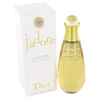 Christian Dior Women Jadore Shower Gel By Christian Dior
