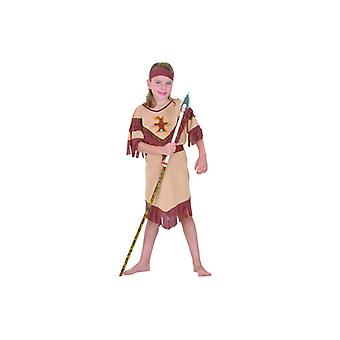 Native American costume Indian Western costume girl child costume