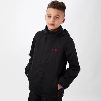 Black Peter Storm Boys' Peter II Waterproof Jacket