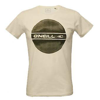 O ' Neill cercle Logo Placement T-Shirt, blanc
