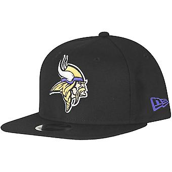 Ny æra opprinnelige-fit Snapback Cap - Minnesota Vikings