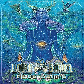 Flydende Bloom - Re.Generations [CD] USA importerer
