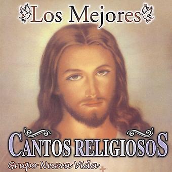 Grupo Nueva Vida - Los Mejores Cantos Religiosos [CD] USA import