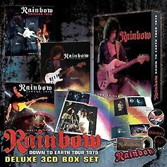 Rainbow - The Down to Earth Tour 1979 [CD] USA import