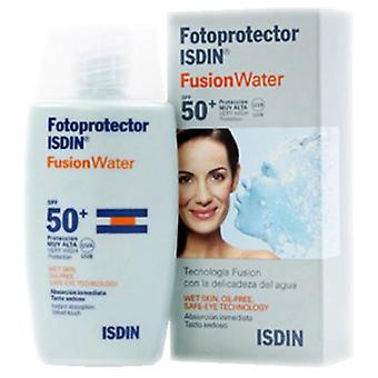 Isdin Fotoprotector Spf 50 + Fusion Fluid Water 50 Ml