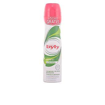 Byly Bio Extra frische Deo Spray 200 Ml für Damen