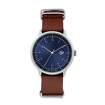 Cheapo Harold Watch - Navy Metal