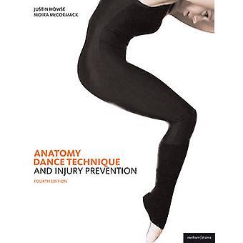 Anatomi dansteknik och skadeförebyggande av hurse & Justin