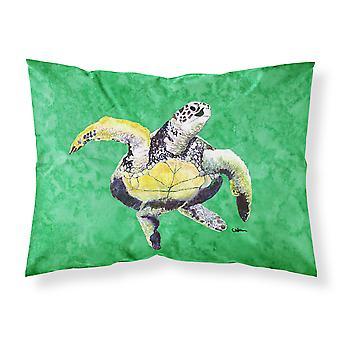 Carolines Schätze 8671PILLOWCASE Schildkröte tanzen feuchtigkeitsableitende Stoff stan