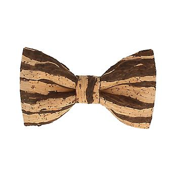 Snobbop fly Woody bamboo bamboo fibre wood bow tie hook closure designs