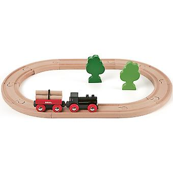 Brio de forêt peu Train Starter Set